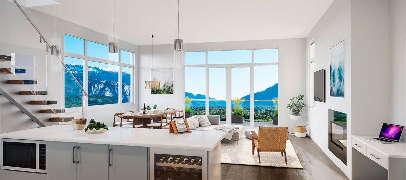 how much is squamish condo worth
